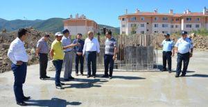 İznik Belediyesi Ülker Aktar Huzurevi'nin temeli 26 Ağustos'ta atılacak!