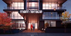 Marin Terrace ne zaman teslim?