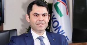 Murat Kurum; 'Konut fiyatlarında balon yok'!