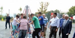 Osmangazi Belediyesi'nden her köye park!