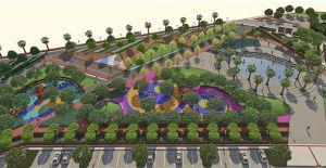 Park İzmir'in yüzde 50'lik kısmı tamamlandı!
