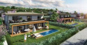 Yeşilyaka Mesa Nurol villa fiyatları!