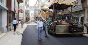 Gemlik Gazhane Caddesi'nin park ve trafik sorunu çözüldü!