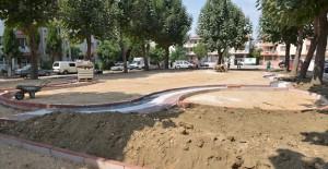 Hamidiye parkı İnegöl 'ün örnek parkı olacak!