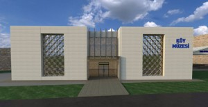 İzmir'in ilk köy müzesi Buca'da inşa ediliyor!