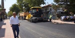 İznik'te asfalt çalışmalarına start verildi!