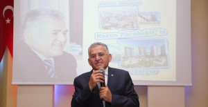 Kayseri Melikgazi'de kentsel dönüşüm çalışmaları başladı!