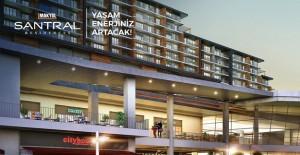 Makyol Santral Residence ön satışta!