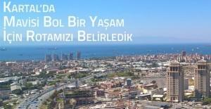 Rota Mavi Kartal / İstanbul Anadolu / Kartal