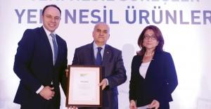 Tepe İnşaat 'İnşaat sektörünün öncü markası' ödülünü aldı!
