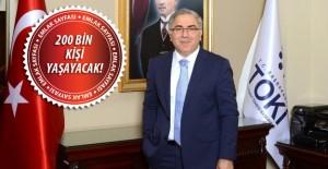 TOKİ 50 bin konutla tarihi bir rekora imza atıyor!