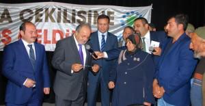 TOKİ Çorum Alaca'da 220 konutun hak sahibini belirledi!