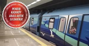 Kartal Tavşantepe metrosu açıldı!