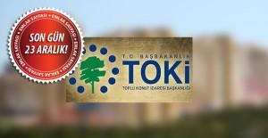 TOKİ Konya Cihanbeyli'de 126 adet konut 1 Aralık'ta satışa çıkacak!