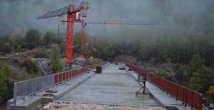 Alanya Ak Köprü projesi 2017'nin ilk aylarında trafiğe açılacak!