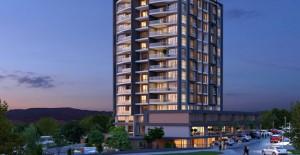 İzmir Bayraklı'ya yeni proje; Olympus Residence