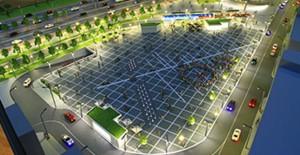 İzmit kent meydanı 350 günde tamamlanacak!