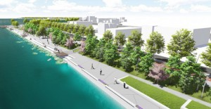 İznik Sahil Düzenleme Projesi başlıyor!