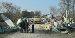 Osmangazi Belediyesi'nin kaçak yapılaşmayla mücadelesi sürdürüyor!