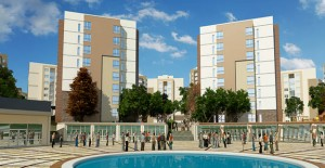 Sincan Saraycık Kentsel Yenileme Projesi'nin ilk üç etabının ihalesi gerçekleştirildi!