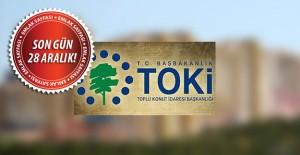 TOKİ Kocaeli Kandıra'da sözleşme tarihi 19 Aralık!