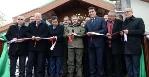 Uludağ Sarıalan Taş Konak Tesisi hizmete açıldı!
