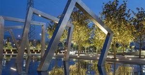 40 dönümlük Park İzmir Cumartesi günü açılıyor!