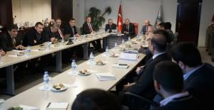Kayseri'de ulaşımı rahatlatacak projeler devam ediyor!