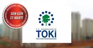 TOKİ Manisa'da toplam 105 konut 30 Ocak'ta satışa çıkıyor!