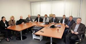 Antalya'nın vizyon projelerini anlatıldı!