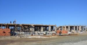 İznik Belediyesi Hizmet Binası ve Kültür Merkezi hızla yükseliyor!