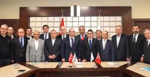İstanbul Rami Kuru Gıdacıların yeni yerinin inşa sözleşmesi imzalandı!