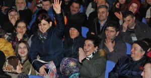 TOKİ Zonguldak Çaycuma 384 konutun kurası çekildi!