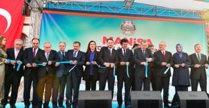 TOKİ'nin Manisa'da inşa ettiği konut ve sosyal tesislerin açılışı yapıldı!