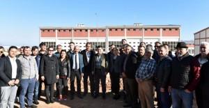 Antalya Varsak Küçük Sanayi Sitesi'nde 53 işyeri daha tamamlandı!