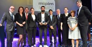 Tabanlıoğlu Mimarlık MIPIM 2017'de 4.ödülünü aldı!