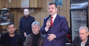 Usta 'Gaziosmanpaşa'ya 5 bin konutluk dönüşüm projesi geliyor'!
