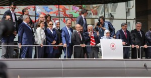 Binali Yıldırım 'Gaziantep'e hızlı tren geliyor'!