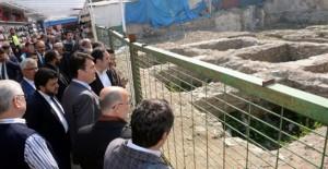 Bursa Osmangazi İç Fidan Han 'Müze Çarşı' olacak!