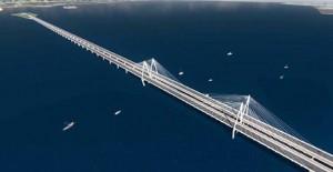 İzmir körfez geçiş projesi ihaleye çıkacak!