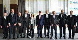 İZODER'in yeni başkanı Levent Pelesen oldu!
