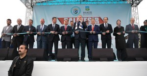 TOKİ Balıkesir'de 1 milyar 281 milyon liralık 78 projenin açılışını yaptı!