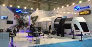 İzmir Eurasia Rail-Uluslararası Demiryolu Fuarı'na ev sahipliği yapacak!