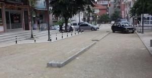 Gölcük Merkez Mahallesi Prestij Sokak çalışmaları bitiyor!