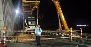Hacıosman-Yenikapı metrosunun Aralık ayında faaliyete geçmesi planlanıyor!