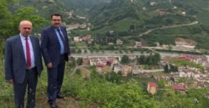 Trabzon Ortahisar Çağlan'da kentsel dönüşüm başlıyor!