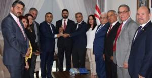 TÜYAP Adana İnşaat Fuarı, Türk ve Kıbrıs heyetlerini buluşturdu!