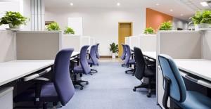 En çok ofis Avrupa Yakası'nda kiralandı!
