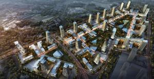 İnvest İnşaat Başakşehir projesi / İstanbul Avrupa / Başakşehir