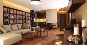 Mahall Bomonti İzmir'in örnek dairesini Koleksiyon hazırladı!